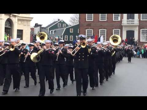 Newport's 58th Annual St. Patrick's Day Parade