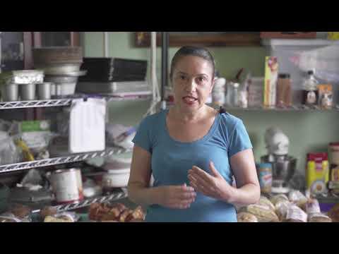 Monica Arruda, Monica's Bakery, MarketPlace Entrepreneur Spotlight, Sept 25 2020