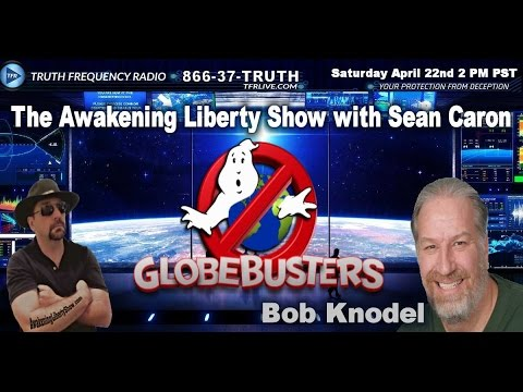 GLOBEBUSTER, BOB KNODEL AND THE FLAT EARTH MODEL
