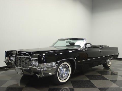 806 TPA 1969 Cadillac Deville