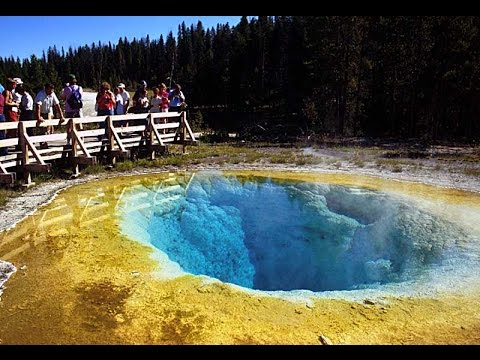Yellowstone Supervolcano Eruption Would Cause 90k Deaths & Nuclear Winter