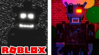 How To Get Messed Up Code Badge (Dave's Revenge Event Hard Mode) in Roblox FNAF RP