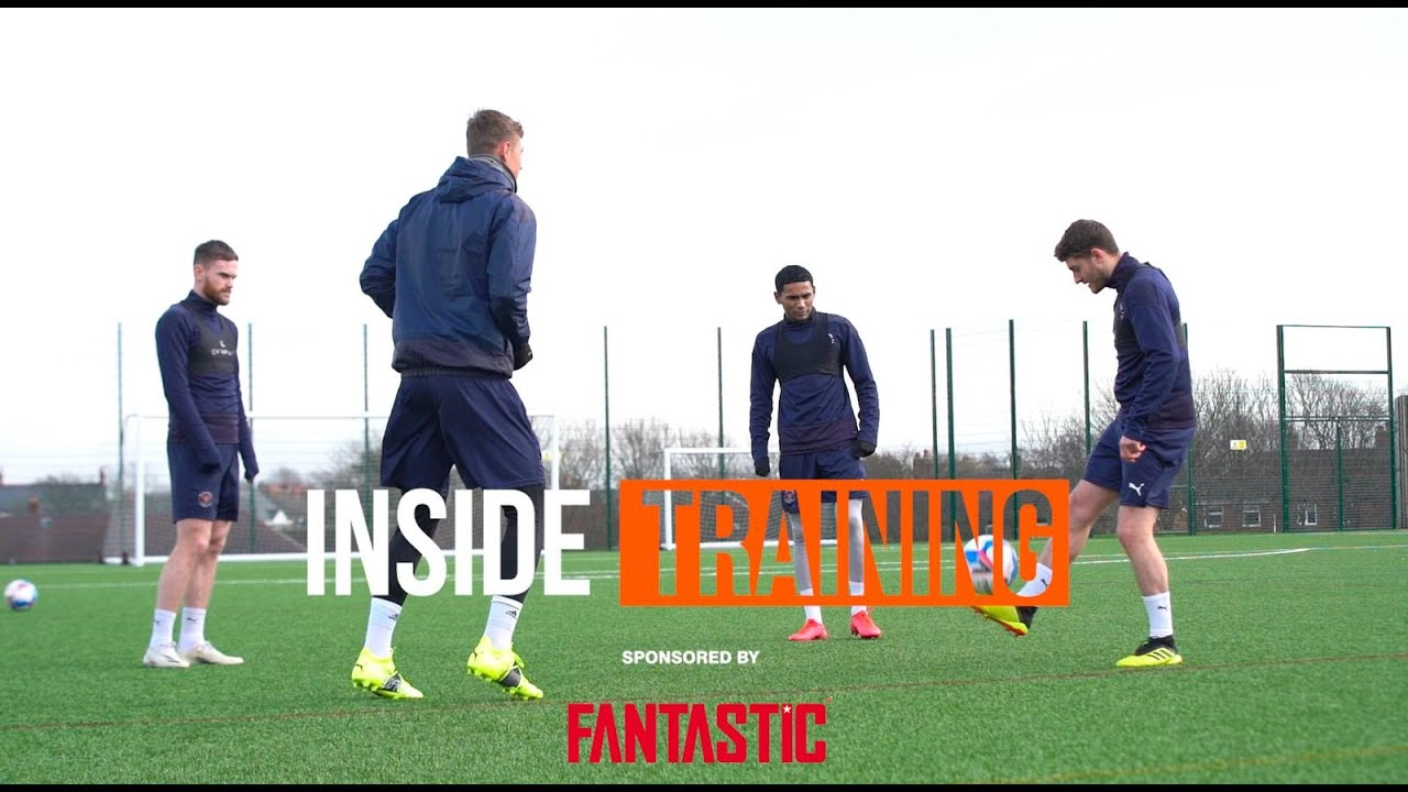 Inside Training | Elliot Embleton settles in
