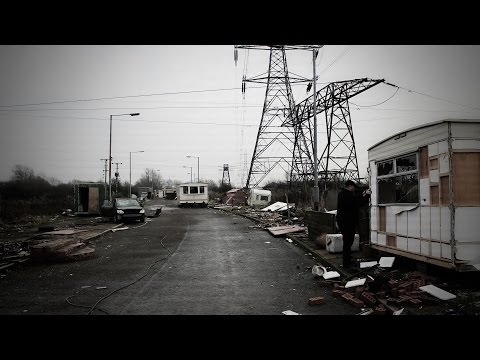 ABANDONED GYPSY SITE (EVERYTHING LEFT BEHIND) - URBEX Ft. CollidingPlanets