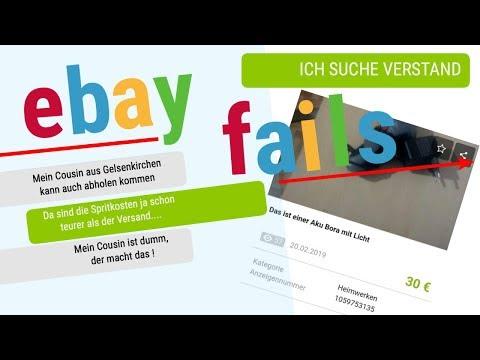Ebay Kleinanzeigen Fails 1 Ich Suche Verstand Mein Cousin Ist Dumm Der Macht Das U Contentcreationcrew