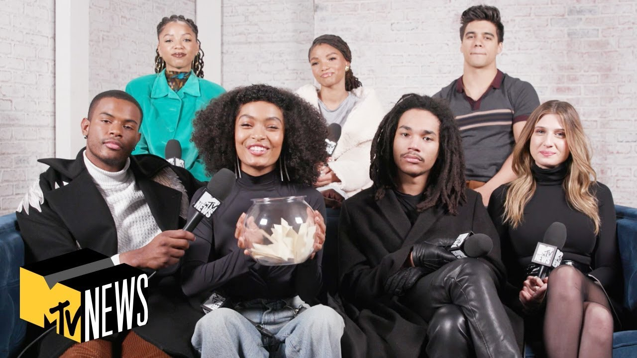 Grownish Cast