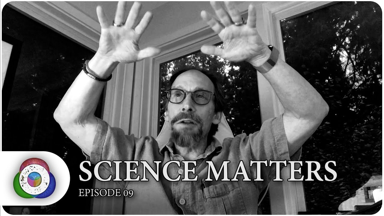 Science Matters with Lawrence Krauss: episode 9