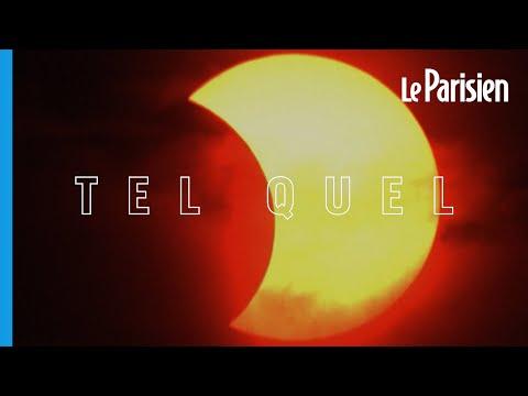 Eclipse solaire :