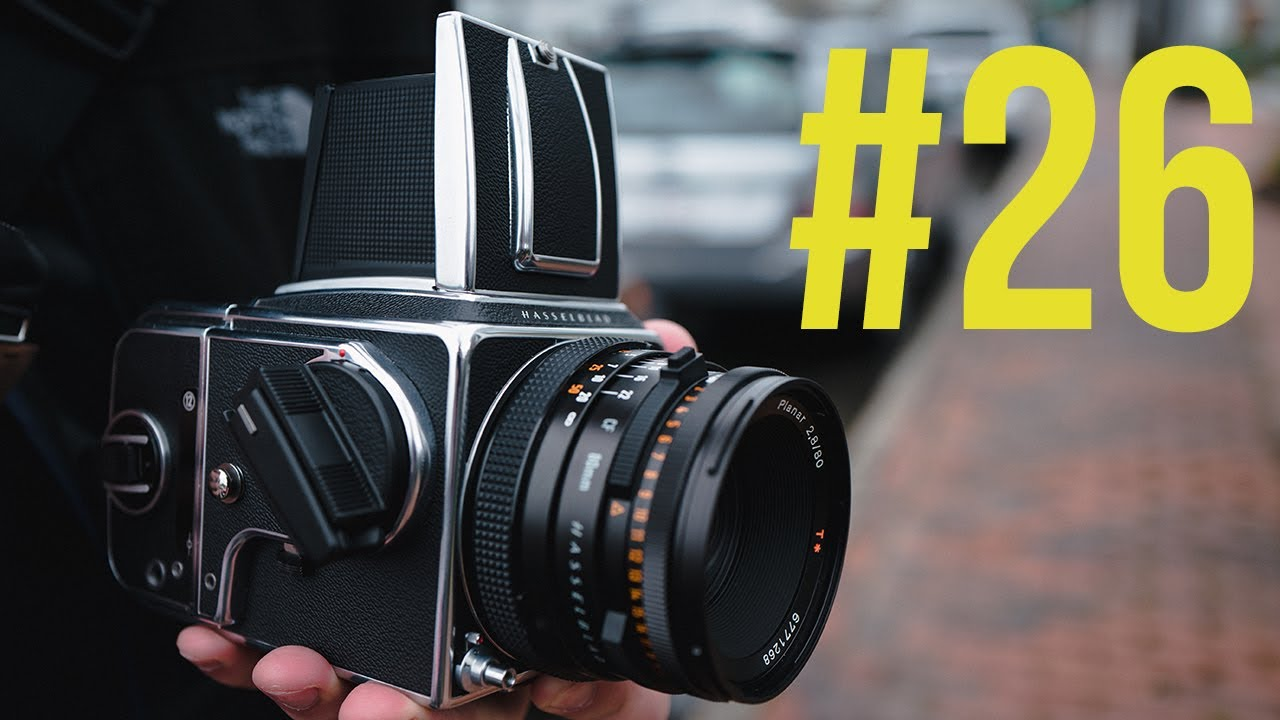#26 - Hasselblad 500cm Review
