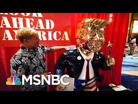 """Michael Cohen: The Former President """"Actually Thinks He's Like a God. Like a Pagan God."""" 