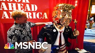 "Michael Cohen: The Former President ""Actually Thinks He's Like a God. Like a Pagan God."" 