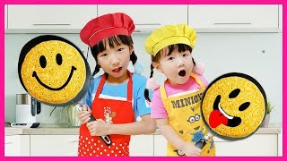 Breakfast for my Mama song Nursery Rhymes for kids from Yume and Rena