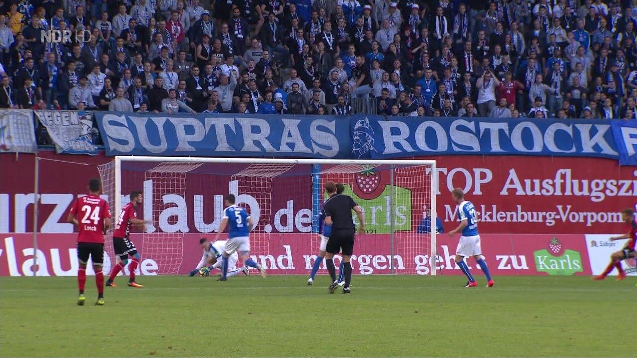 Hansa Rostock Gegen Meppen
