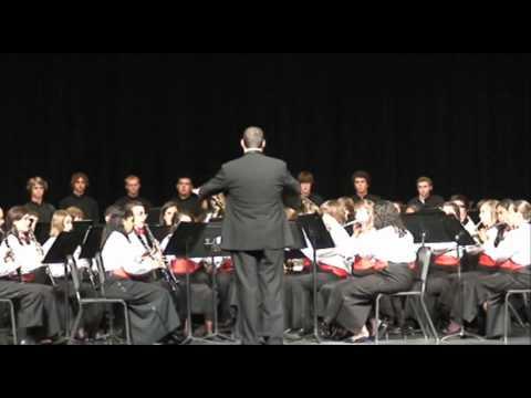 Reverberations: LMHS Symphonic Band