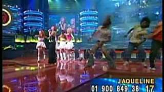Jaqueline - La carcacha (La Academia 5)