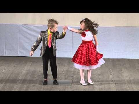 танец Я люблю буги-вуги