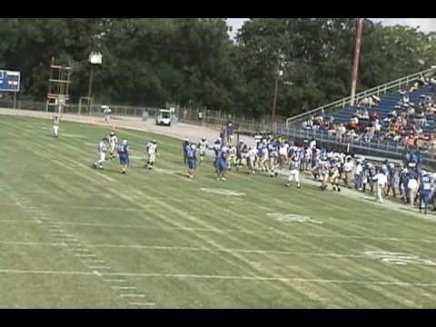 Blinn College Football Cam Newton Season Highlights 2009 #2 QB Runs