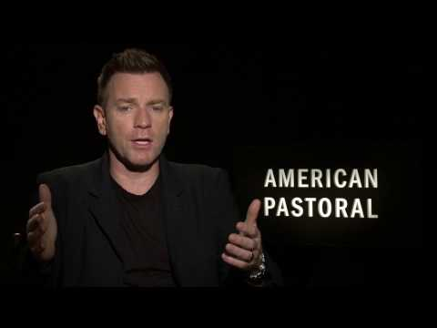AMERICAN PASTORAL: Backstage with Ewan McGregor