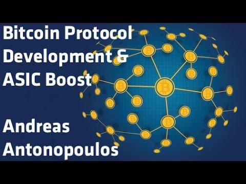 """Bitcoin Protocol Development & ASIC Boost"" - Andreas Antonopoulos"