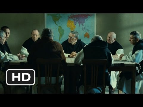 Of Gods and Men #1 Movie CLIP - Consultation (2010) HD