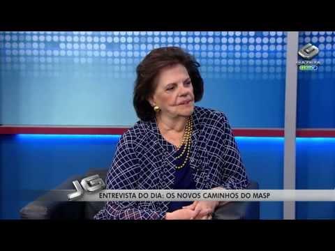 Beatriz Pimenta Camargo/ Os novos caminhos do Masp