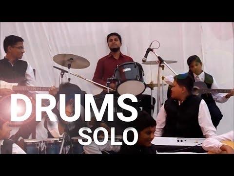 Music City Stephens- Drum Solo (Ankur Stephen)