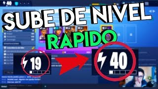 ⚡ HOW TO CLIMB FROM POWER ⚡ AS FAST AS POSSIBLE / FORTNITE SAVE THE WORLD