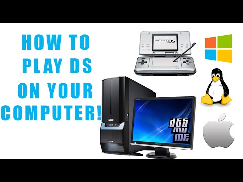 how to run gba games on desmume