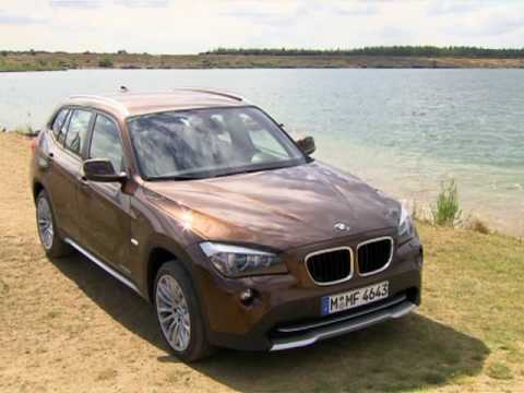 new video bmw x1 2010 driving youtube. Black Bedroom Furniture Sets. Home Design Ideas