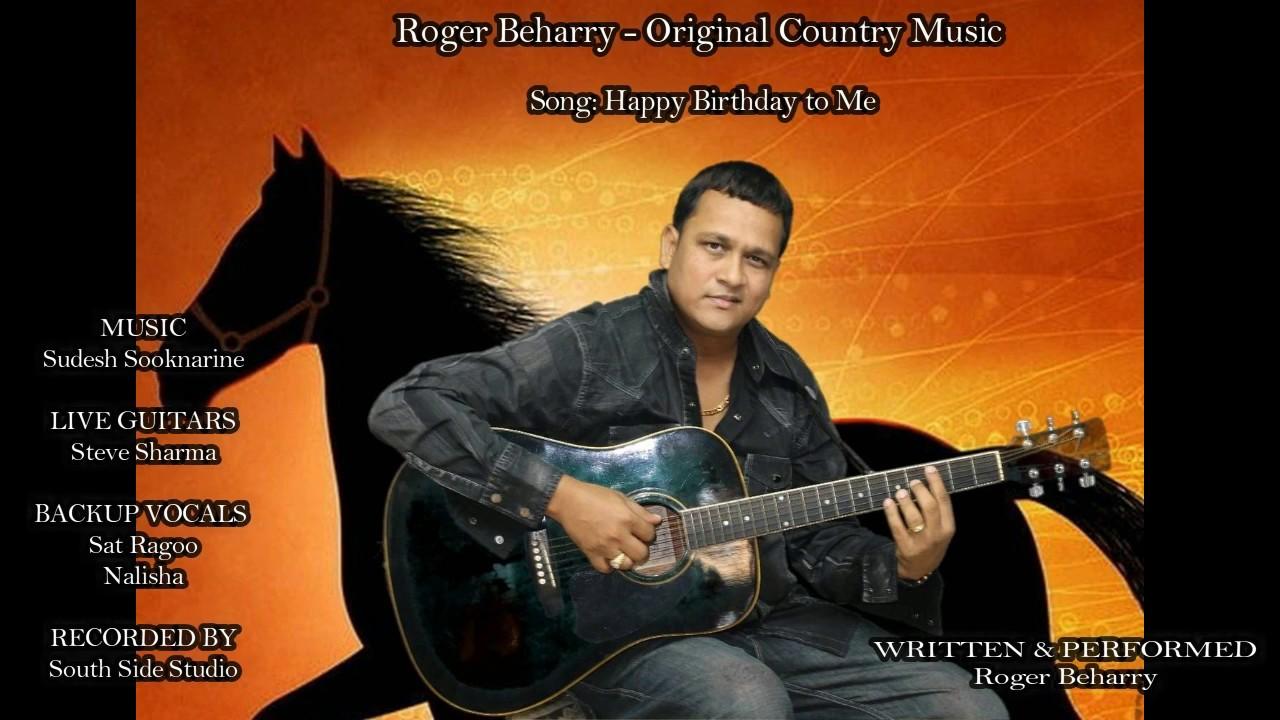 Roger Beharry Original Country Music