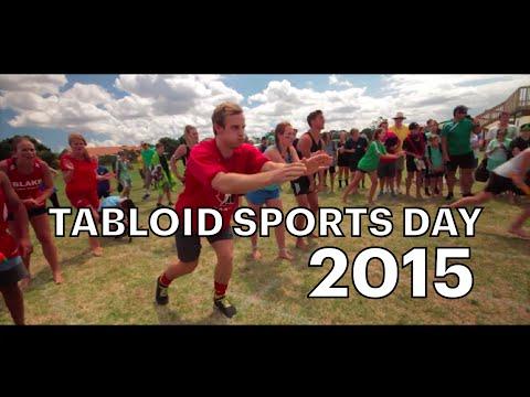 Orewa College // Tabloid Sports 2015