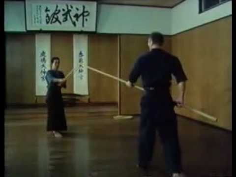 Katori Shinto Ryu on BBC (4/4)