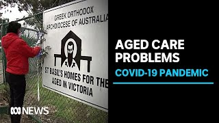 Government insists pandemic aged care plans in place, admits communication problems | ABC News