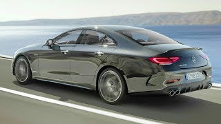 2019 Mercedes CLS 53 AMG 4MATIC+ - Powerful Performance with Sporty Style