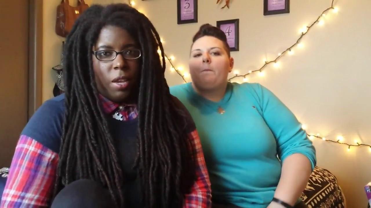 EMILIA: Interracial lesbians dating
