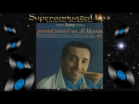 AL MARTINO painted tainted rose Side Two