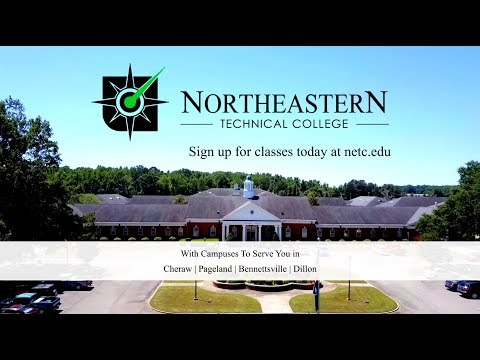 Northeastern Technical College  |  Cheraw, SC