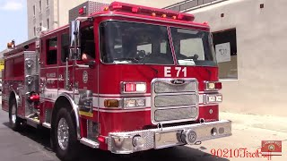 """LAFD Engines """"Only"""" Response Compilation"""