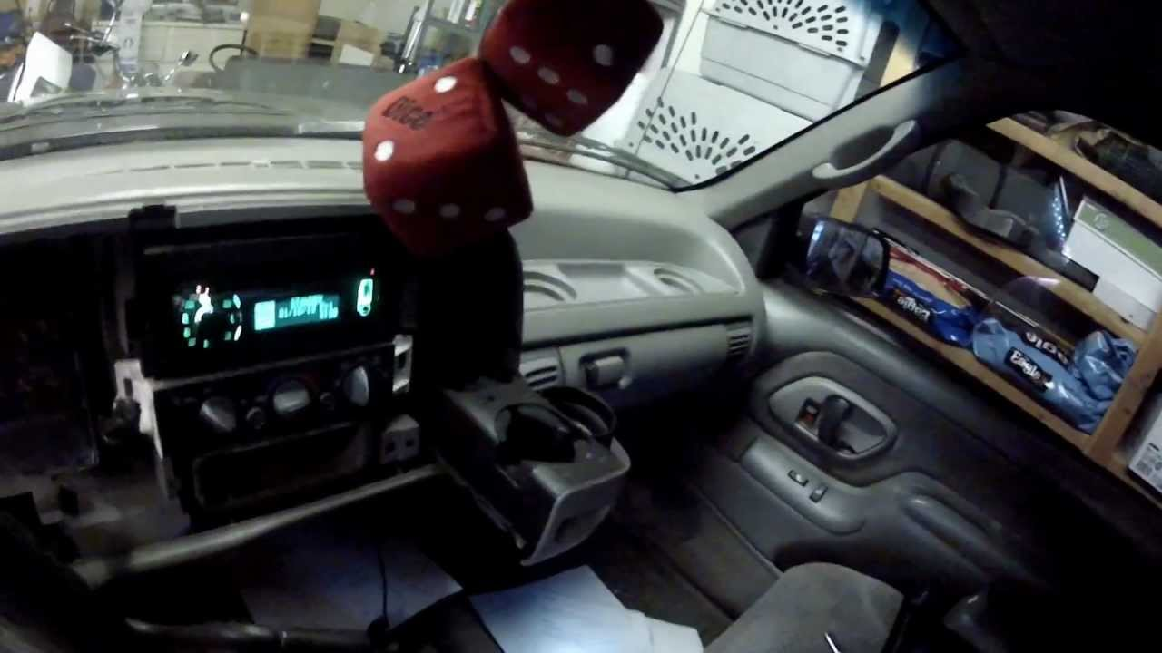 Tahoe 96 chevy tahoe parts : Install of LED's into gauge cluster on a 96 GMC Sierra - YouTube