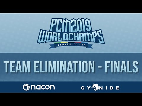 Pro Cycling Manager 2019 World Championships | Team Elimination | Final |