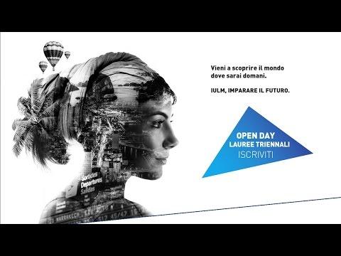 IULM Open Day - Sabato 13 maggio