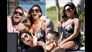 Jersey Shore Family Revival has been renewed for a second series BEFORE first series has even
