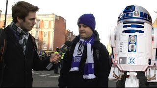 Repeat youtube video Chelsea Fans Claim To Know Players Who Are Actually Stars Wars Characters