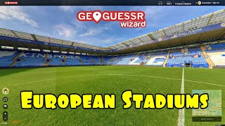 Geoguessr - European stadiums #1 - What just happened?!