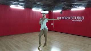 видео урок 8 бразильская самба Татьяна Кубекина