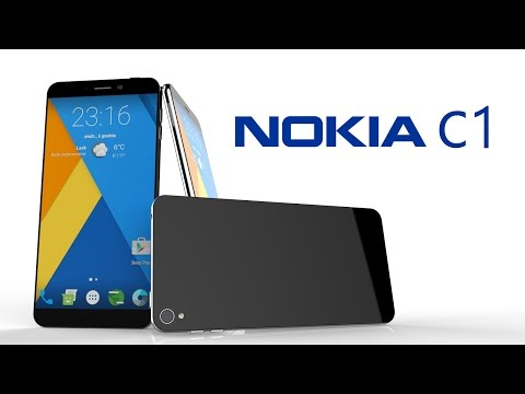 Nokia C1 First 3D Video Rendering ,Witness the Dawn of a New Era
