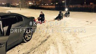#KRSTDRFT drift lifestyle vlog #125 bobujem jak páni