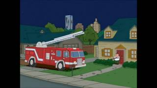 Family Guy Fire Truck Hunt