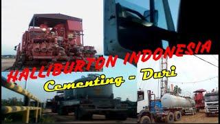 HALLIBURTON INDONESIA   Cementing Job