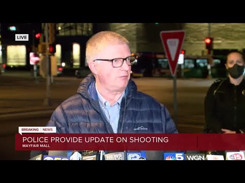 Police give updates on Mayfair Mall shooting